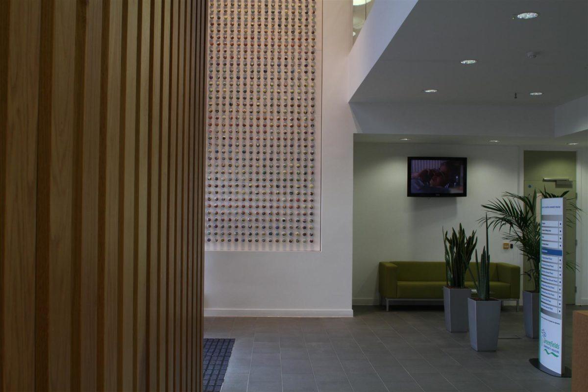 community centre acoustic panels
