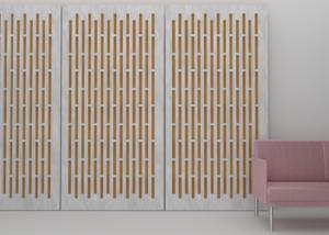 Fret panels