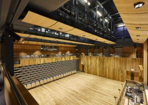 school auditoria acoustic panels